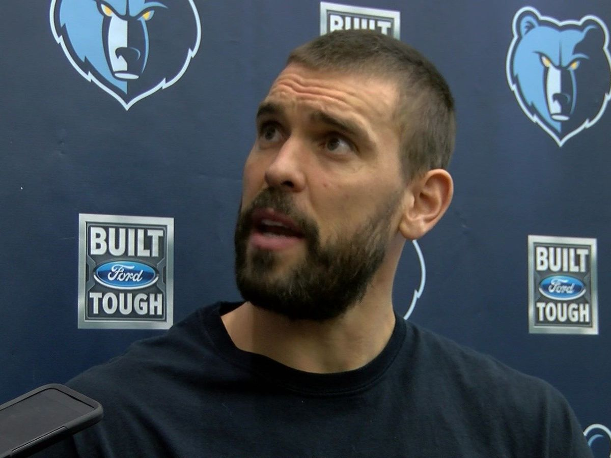 Marc Gasol talks about his summer saving lives