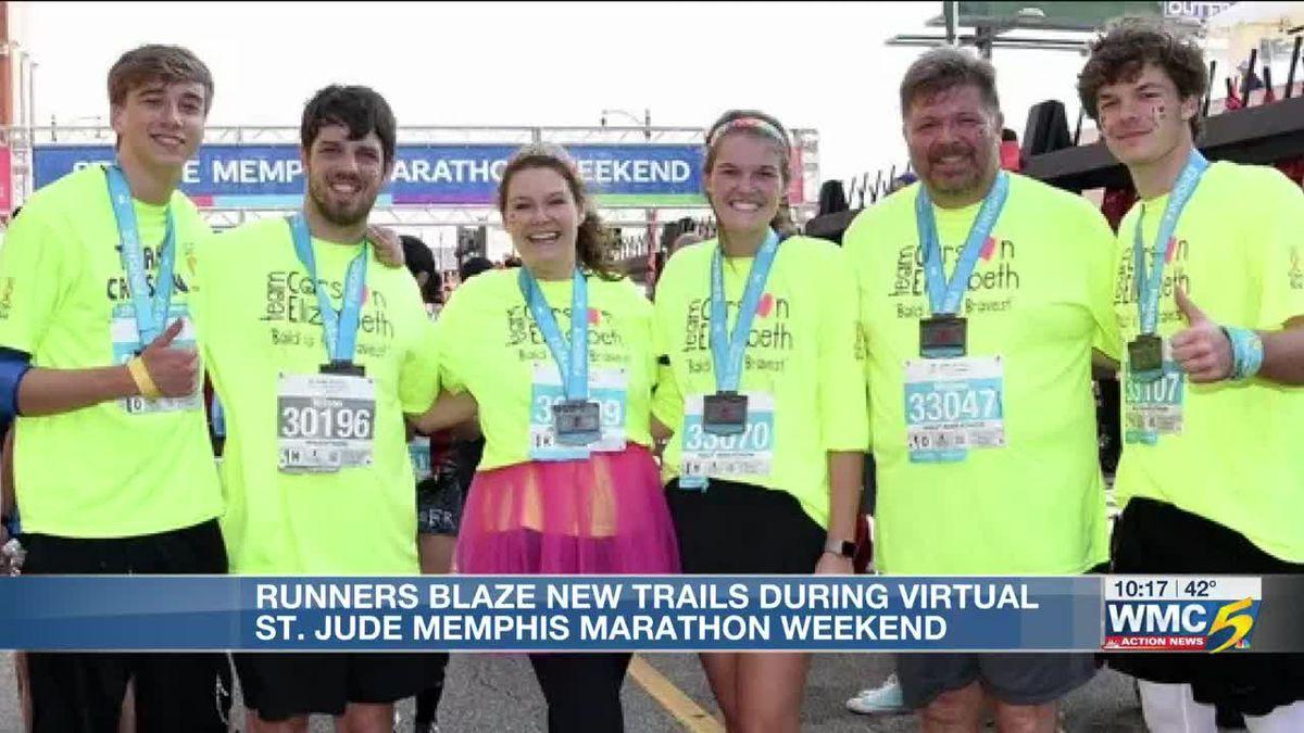 St. Jude Marathon Heroes adjust and prepare for virtual fundraiser