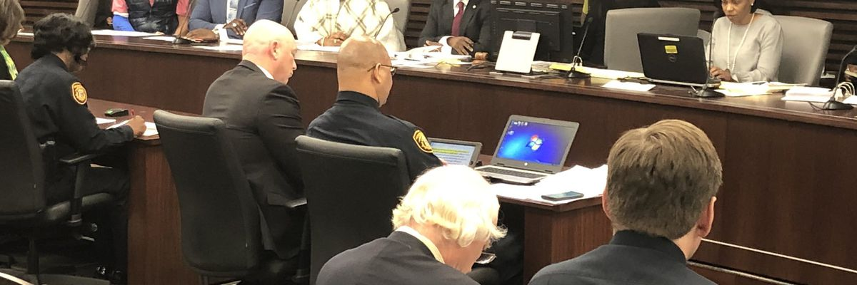 Memphis City Council takes first vote to amend MPD officer residency requirements