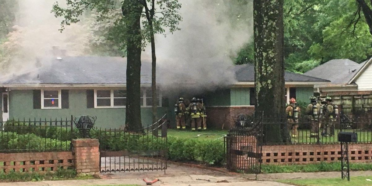 MFD puts out early morning fire at Elvis Presley's former home