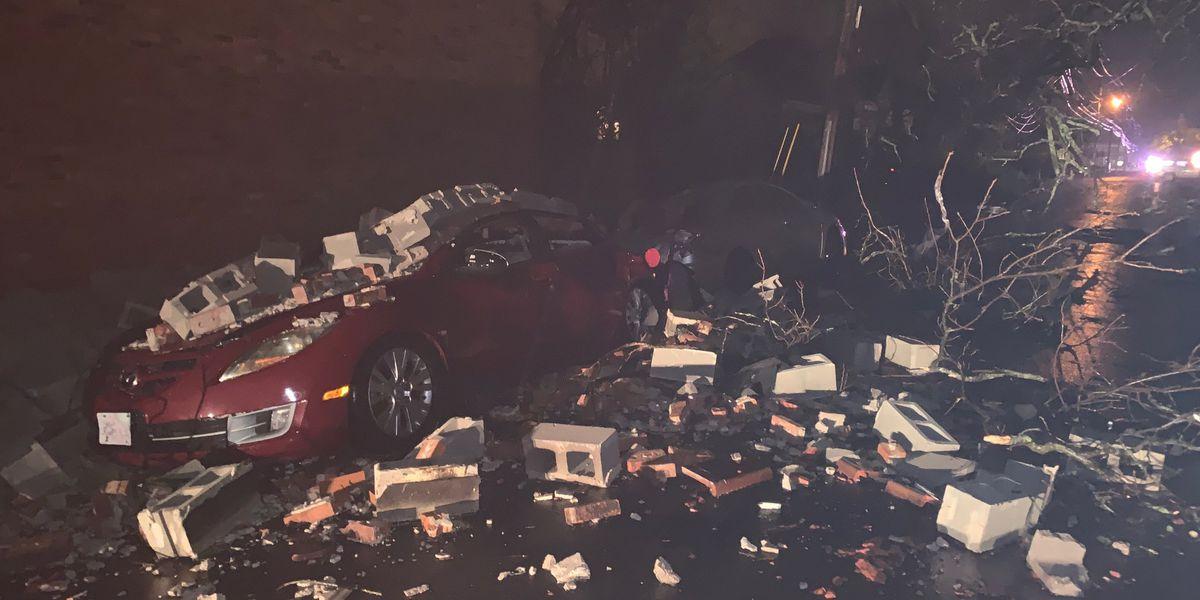 1 killed, at least 11 injured after damaging tornado slams Columbus