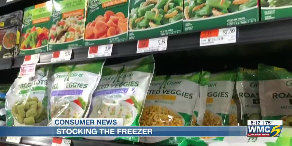 Consumer Reports recommends frozen foods worth your freezer space