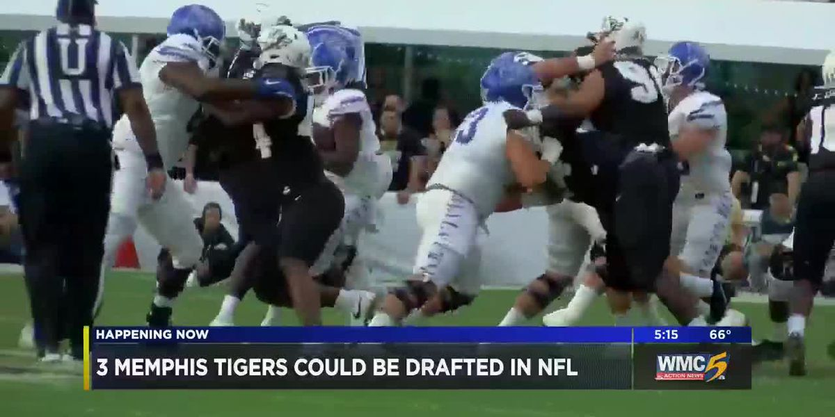 Memphis Tigers could be drafted in NFL