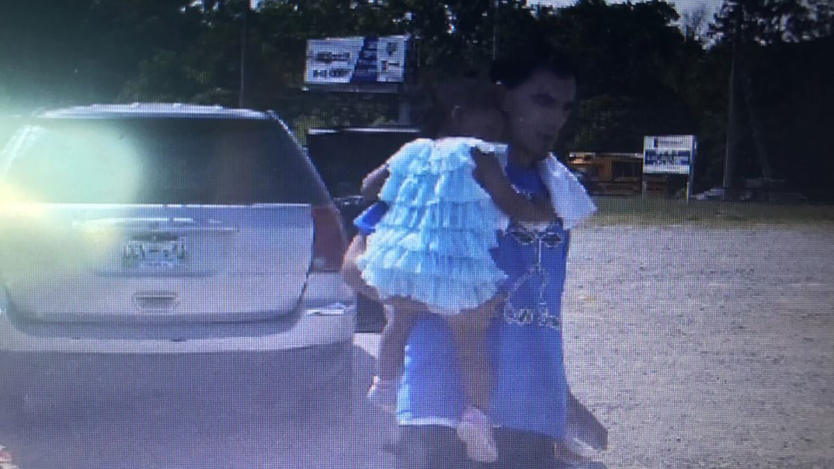 TBI issues Amber Alert for missing toddler