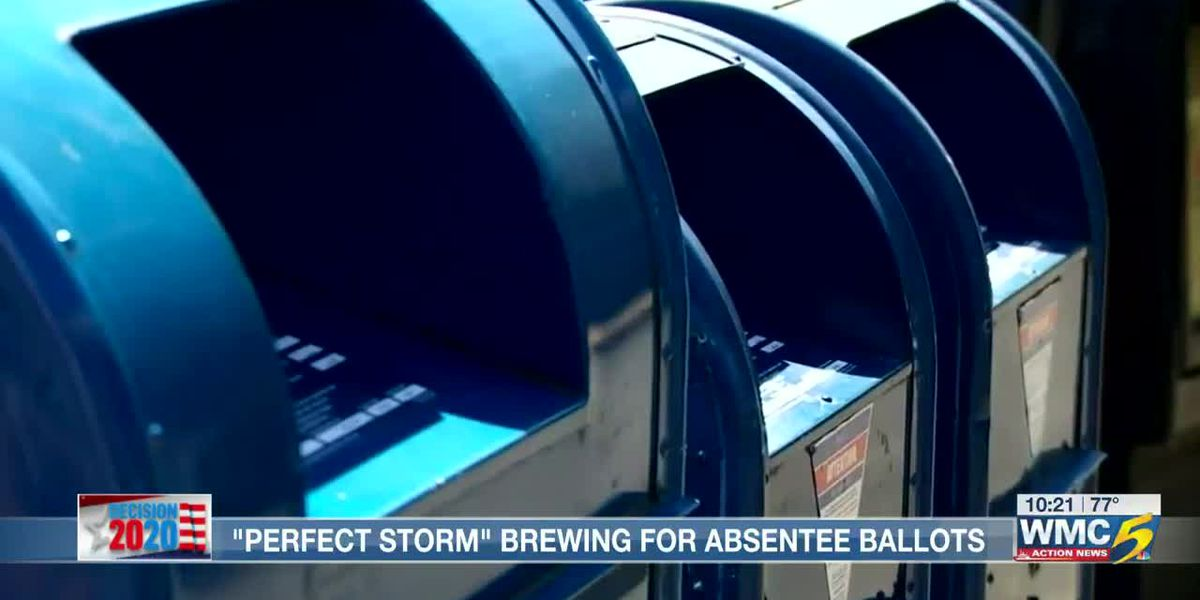 Tennesseans can vote absentee, but USPS delays won't guarantee ballots make it on time