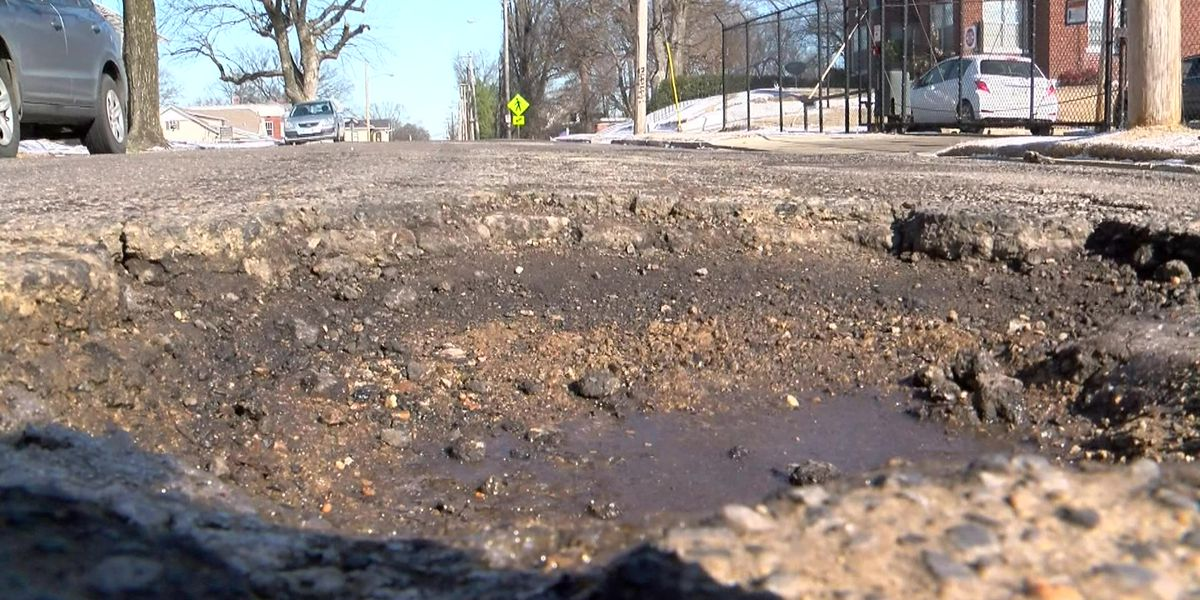 Memphis could receive new technology that predicts potholes