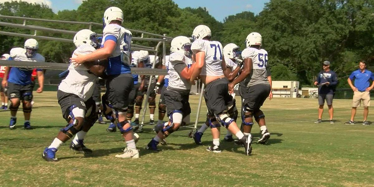 Memphis Tigers return with experienced offensive line