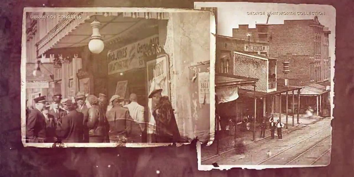 Memphis 200: The history of Beale Street