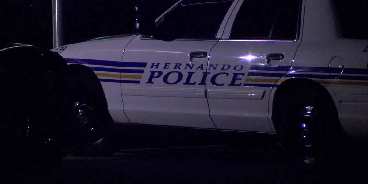 Hernando school doors locked while police search for suspect