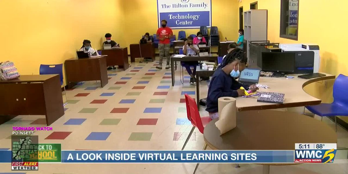 Boys and Girls Clubs, sites across Shelby County welcoming virtual learning students