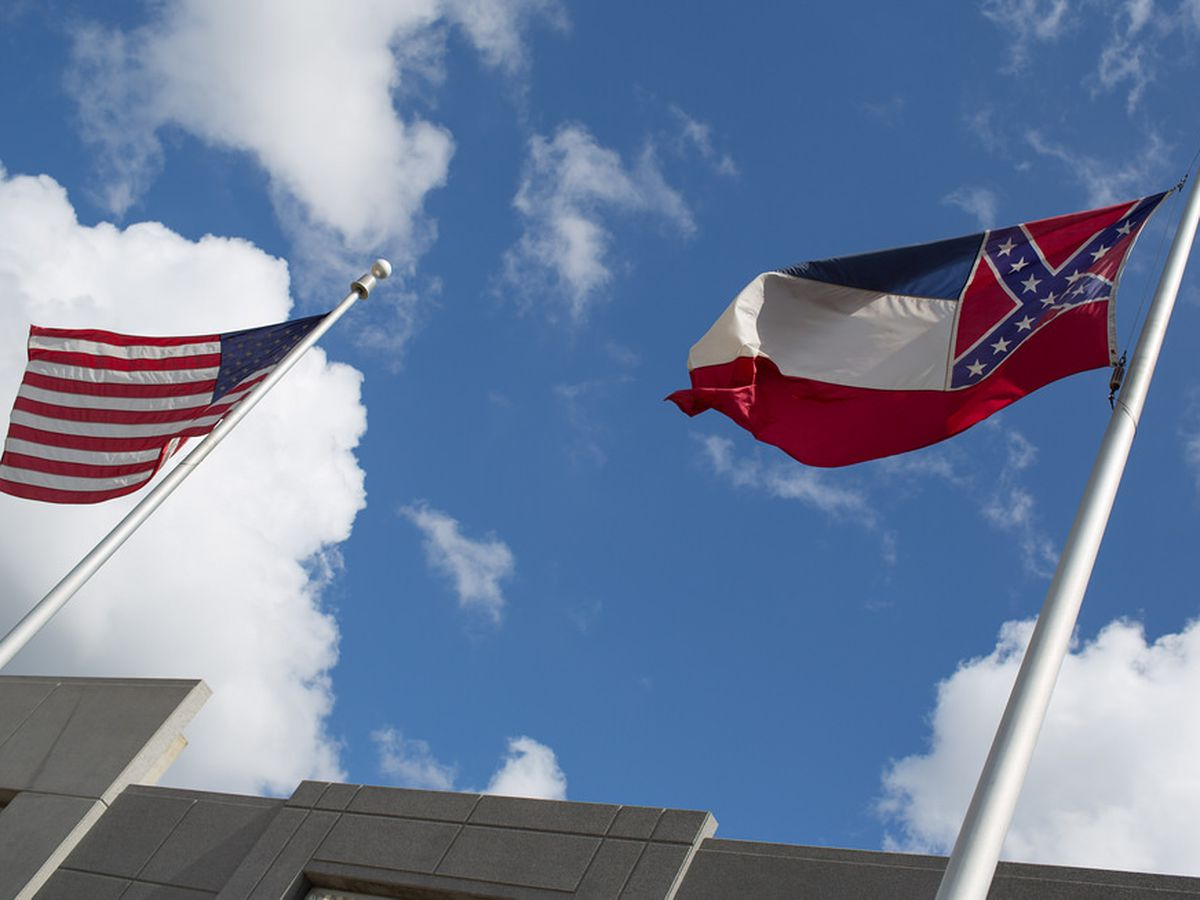 NCAA bans Mississippi from holding any championships over state flag