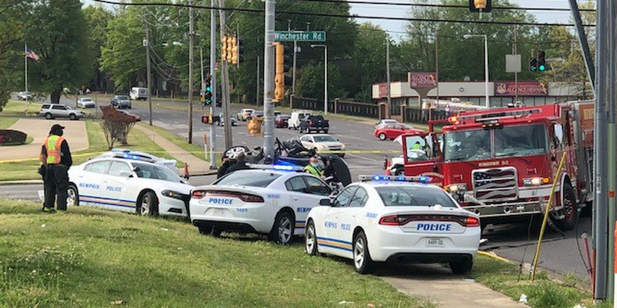 Baby killed in crash in Hickory Hill