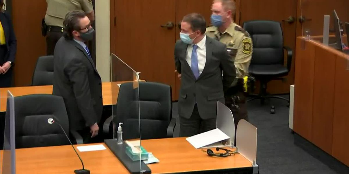 Derek Chauvin found guilty on all 3 charges in murder of George Floyd