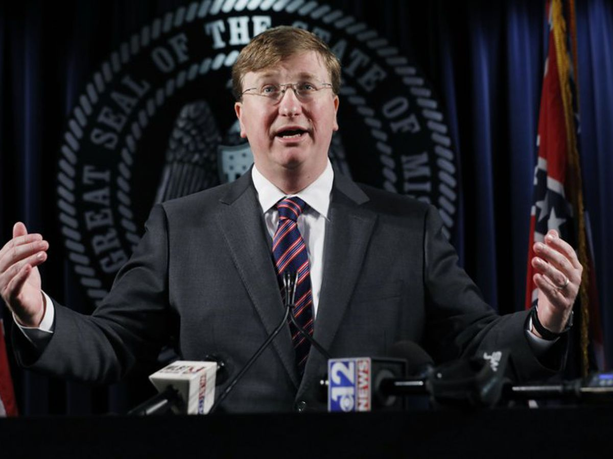 Miss. Governor to detail hospital surge plans during daily COVID-19 briefing