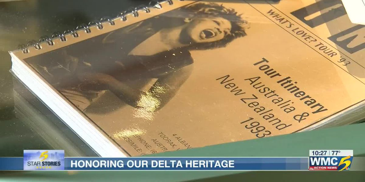 5 Star Stories: Honoring our Delta Heritage and Tina Turner