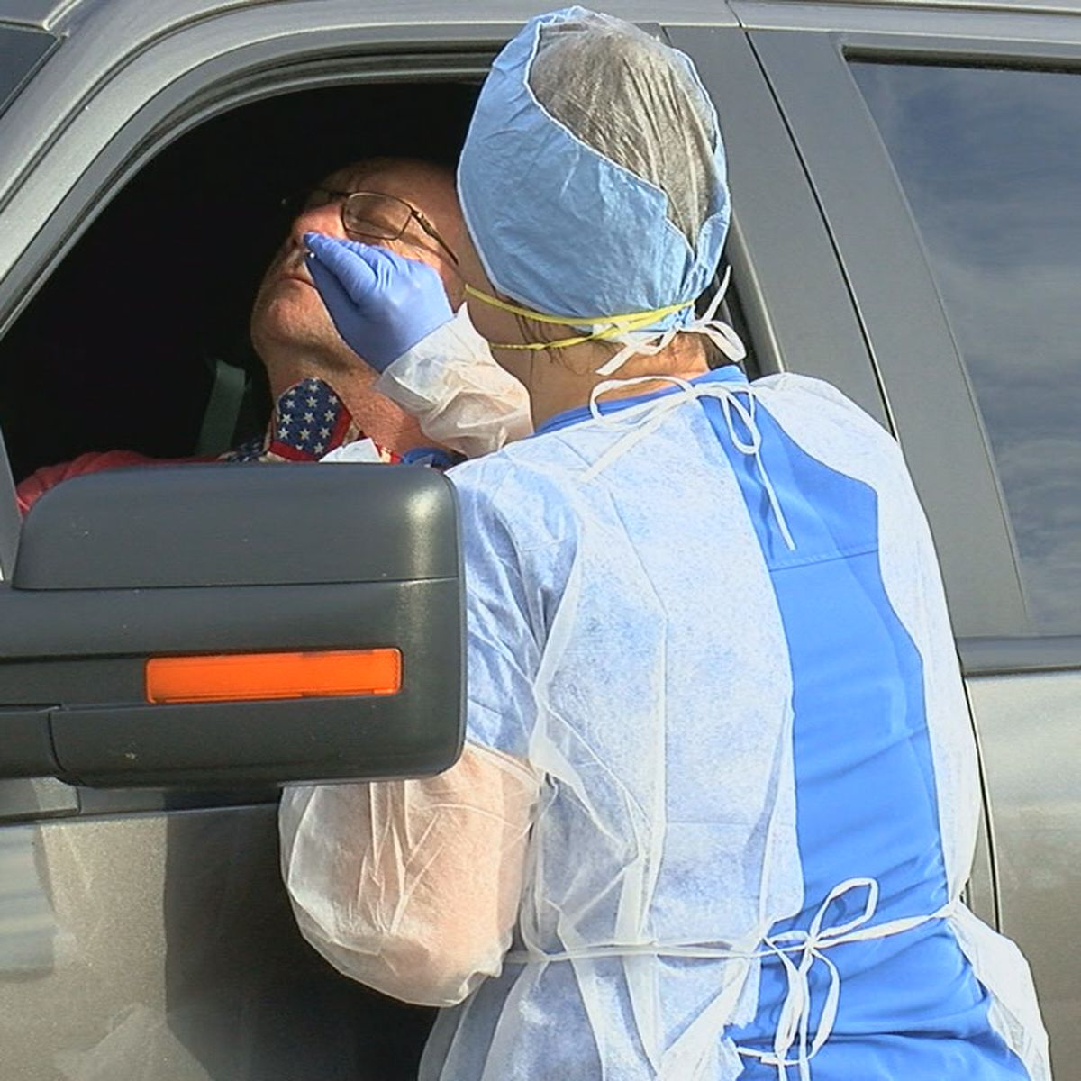 Many in Memphis get tested for coronavirus after holiday
