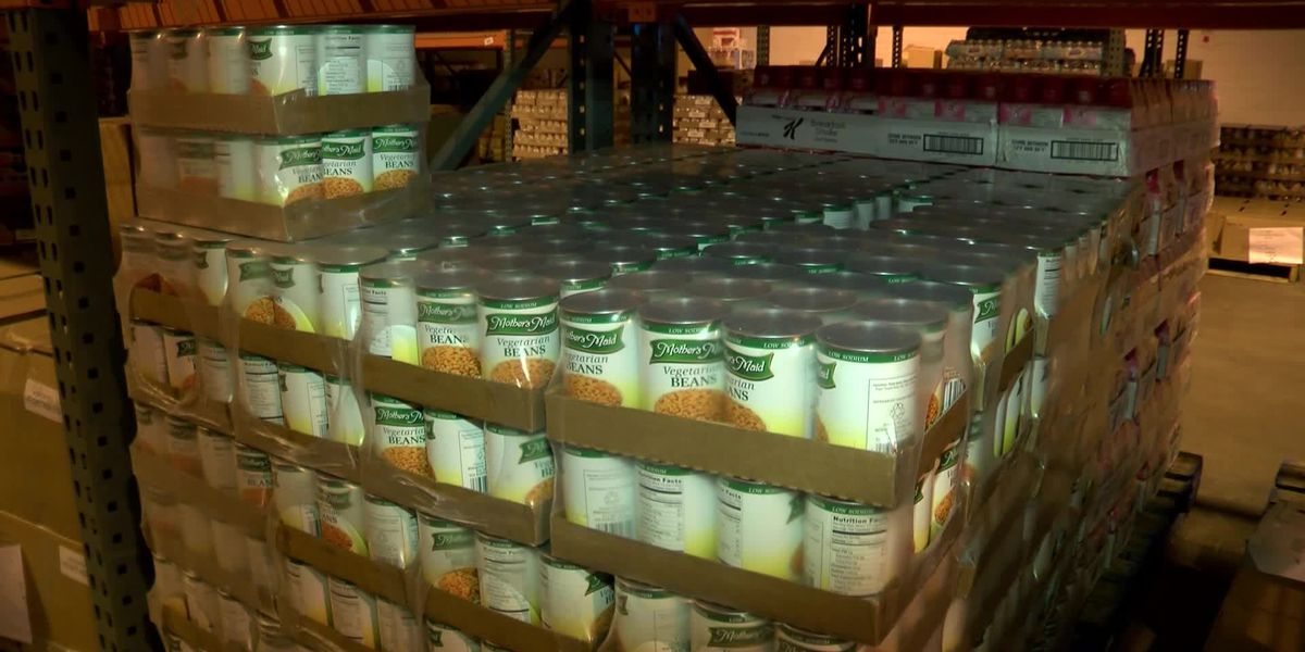 Mid-South Food Bank feeding federal employees during government shutdown
