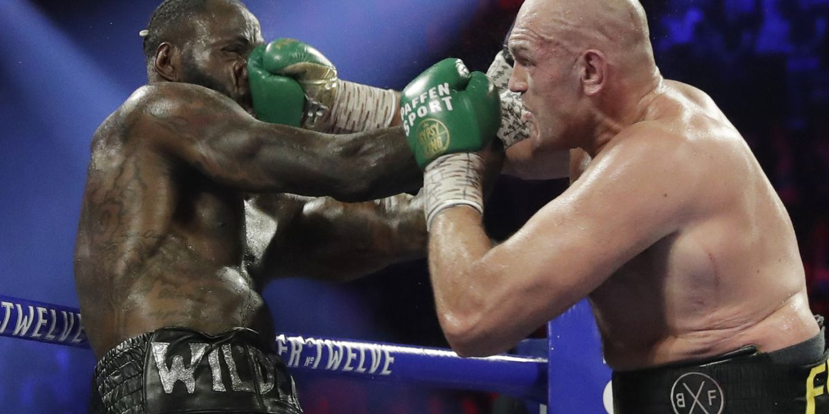 Lace them up: Boxing set for June 9 return in Las Vegas