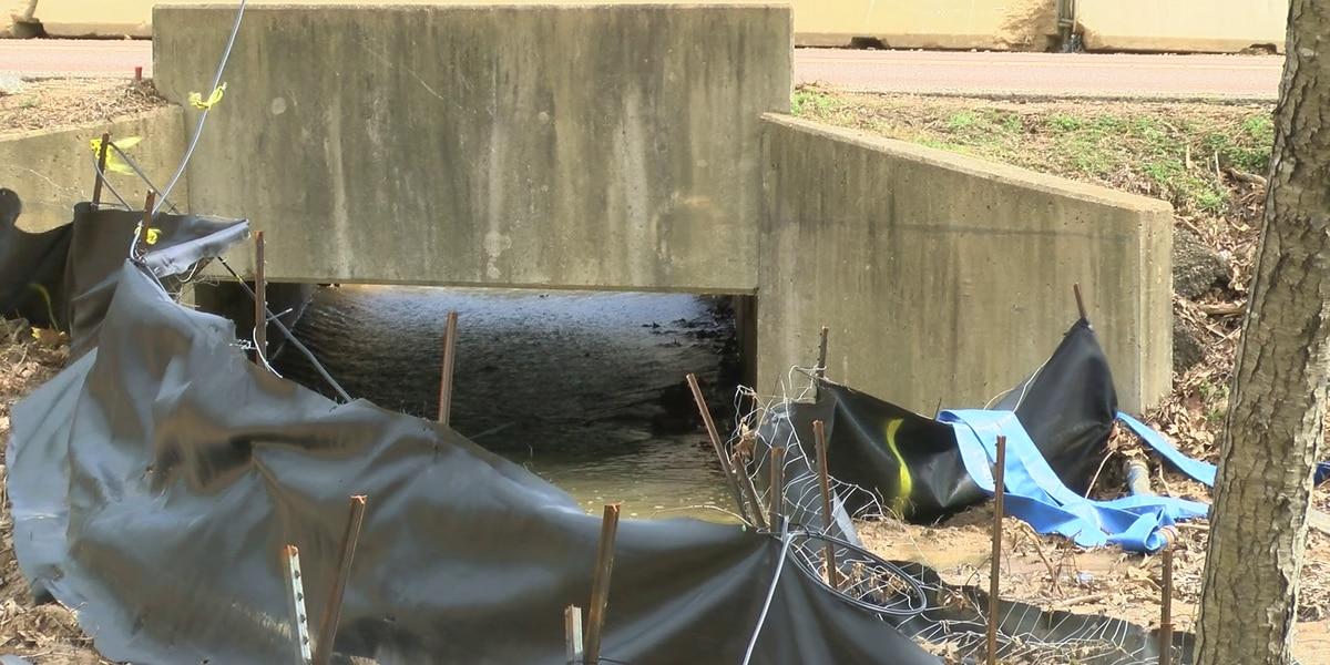 Germantown homeowner says school, road construction causing dangerous water runoff