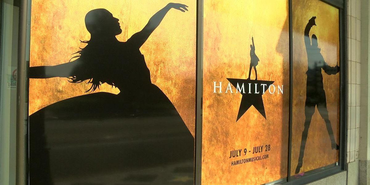 Hamilton kicks off 3-week run at Orpheum