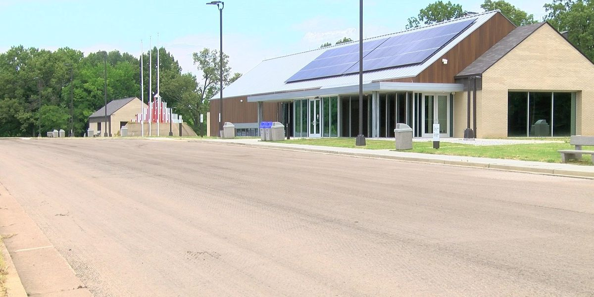 State's first zero-energy Welcome Center set to open