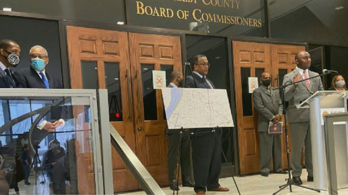 Black business leaders announce plan to redevelop South Memphis