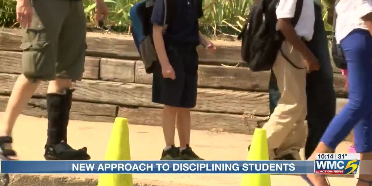 Shelby County Schools changing approach to discipline to keep more kids in class