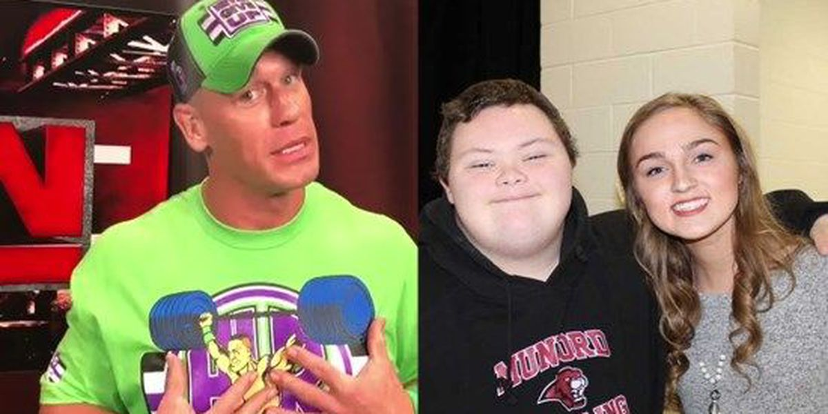 Mid-South teen enlists John Cena to tag team prom-posal
