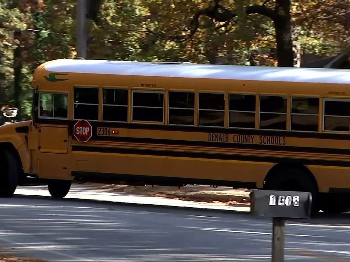 Police: Teens storm Ga. school bus, attack children