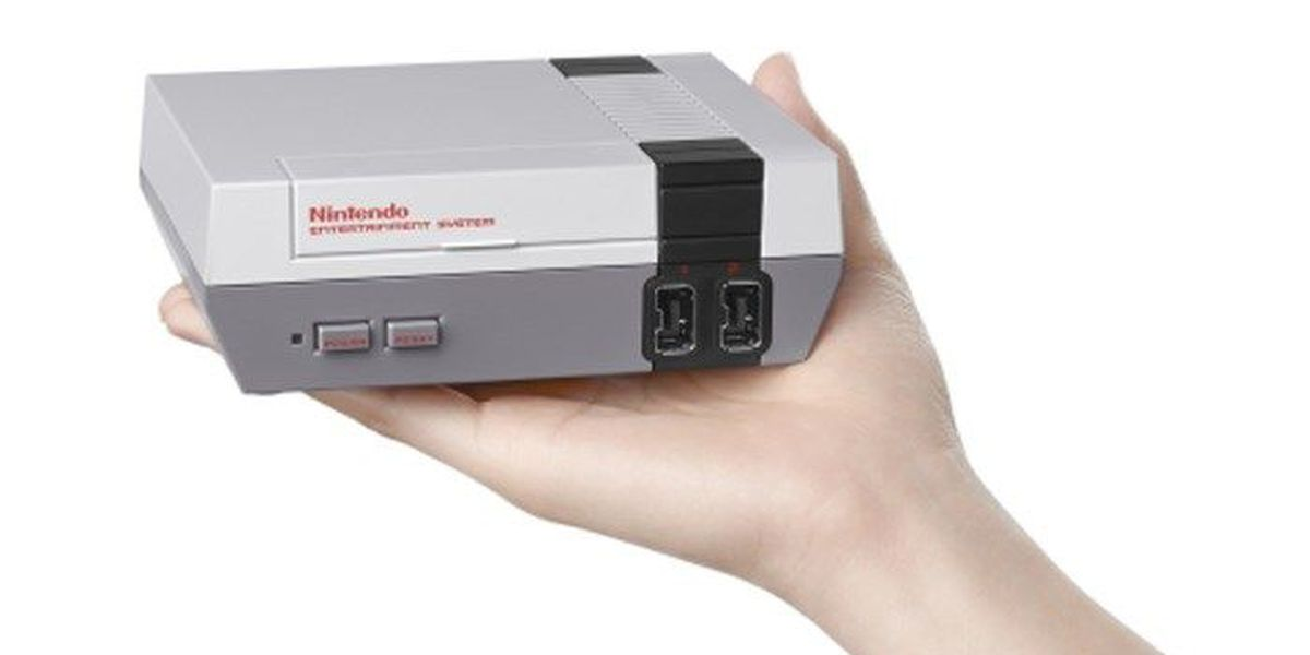 Nintendo to roll out new NES with original games