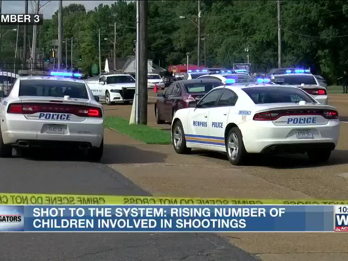 Shot to the System: Memphis children's hospital overwhelmed by young shooting victims