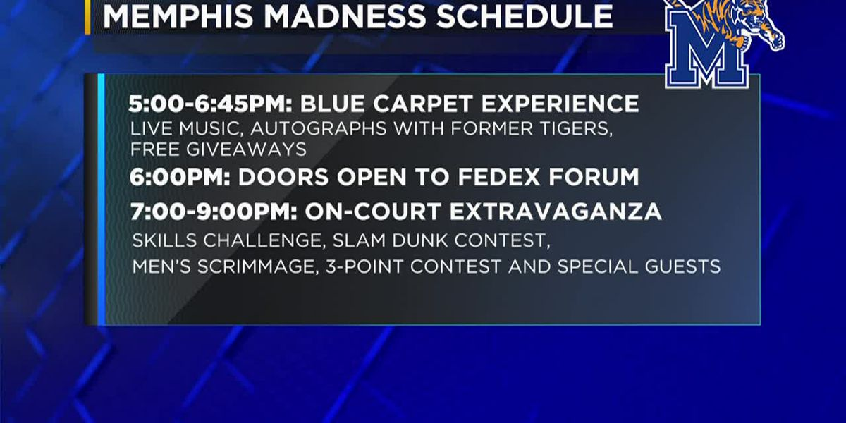 Penny Hardaway's first Memphis Madness has fans, students excited