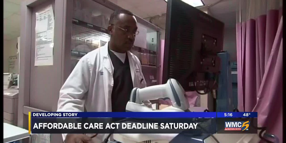 Act Now: Affordable Care Act enrollment deadline nears