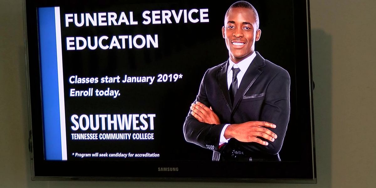 Community college now offering program for funeral services