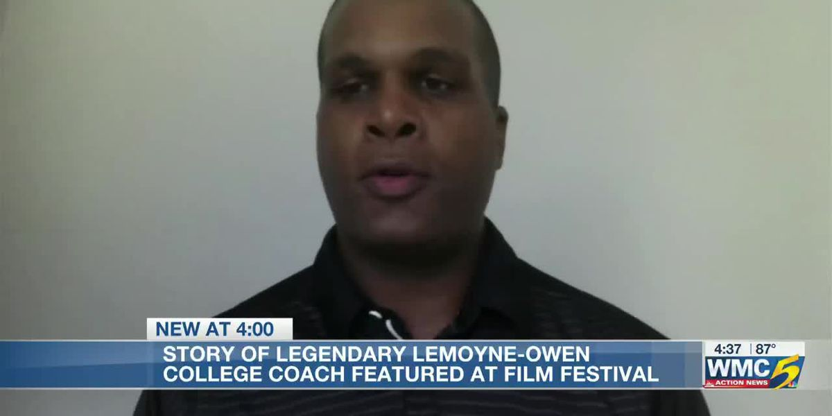 Story of legendary LeMoyne-Owen College coach featured at film festival