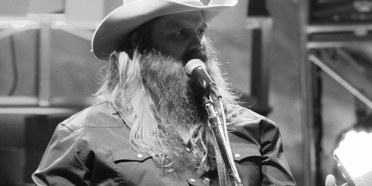 Chris Stapleton's tour to make stop in Oklahoma City this fall