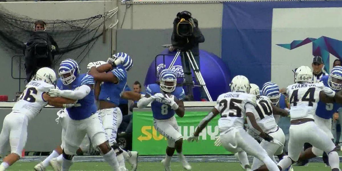 Memphis Tigers come back from 4-4 to AAC Championship Game