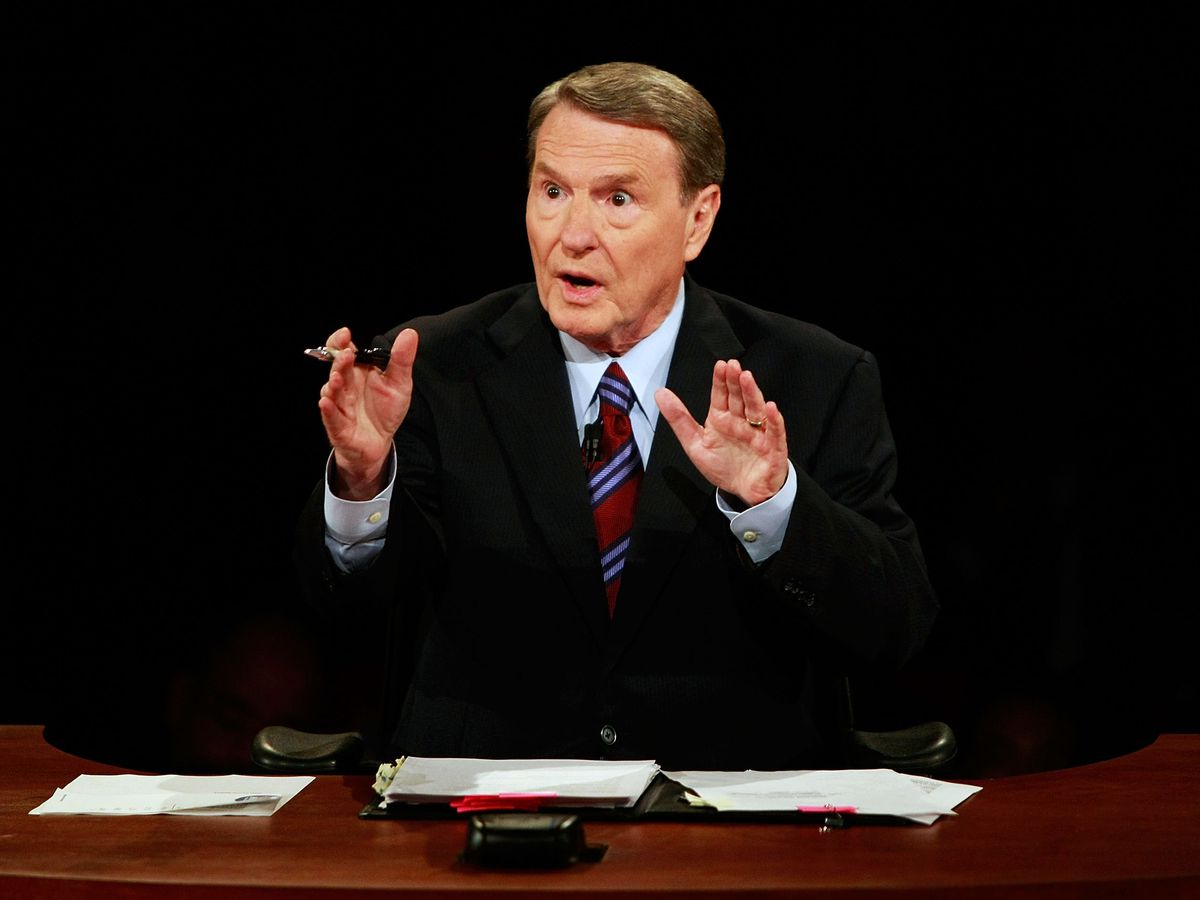 PBS NewsHour founder, host Jim Lehrer dies at 85