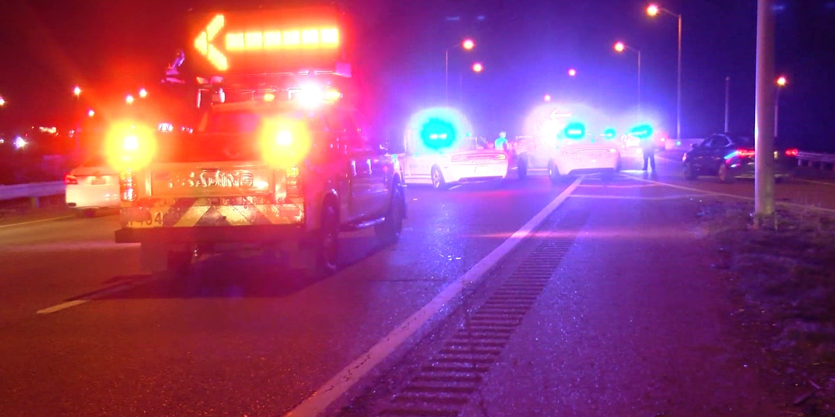 Police investigating shots fired on I-240