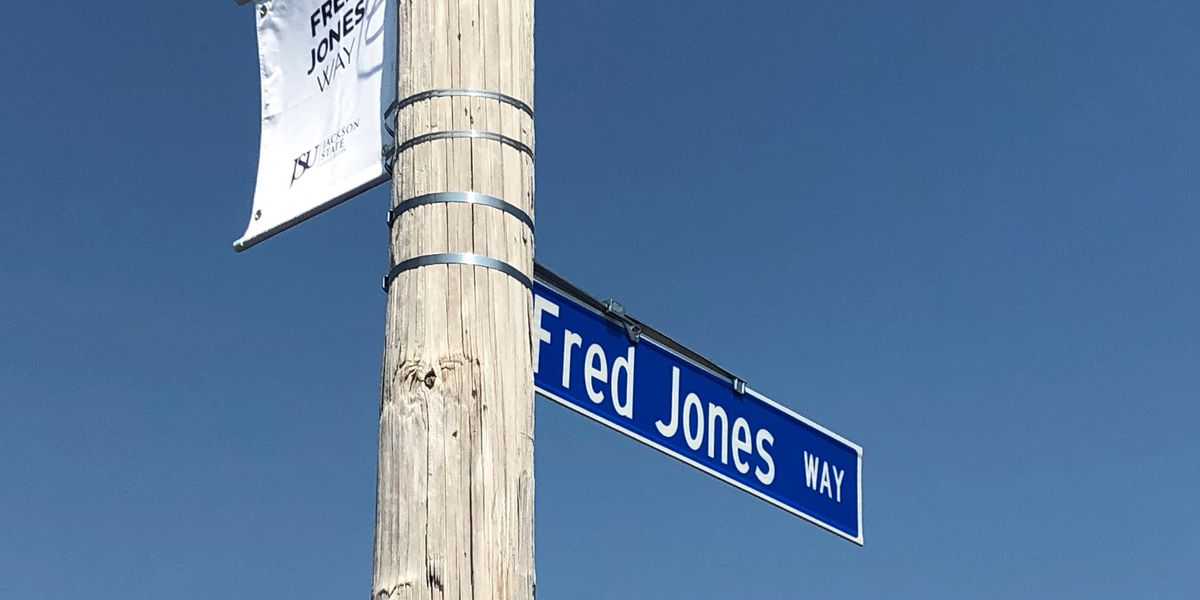 Fred Jones Way: City honors Southern Heritage Classic founder