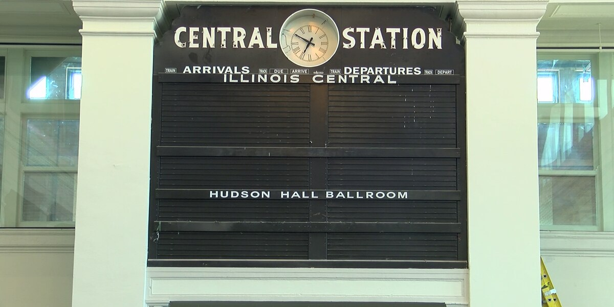 Central Station Hotel to open in a month