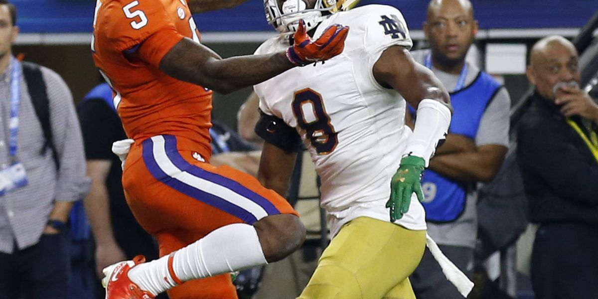 Notre Dame title drought extends with another big bowl loss