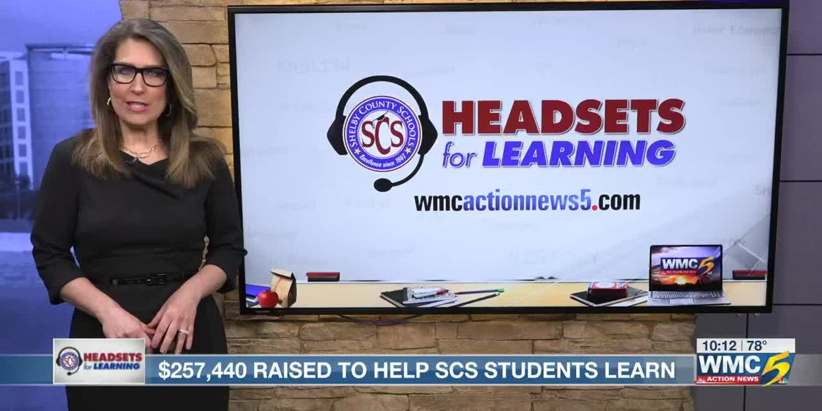 Mid-Southerners help WMC raise money to provide SCS students with headsets