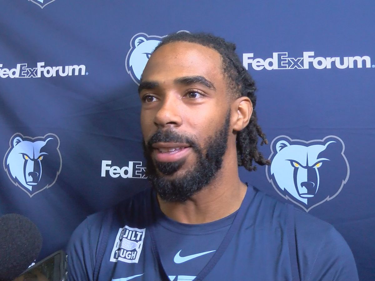 Grizzlies look for bounce back win in home opener vs. Atlanta