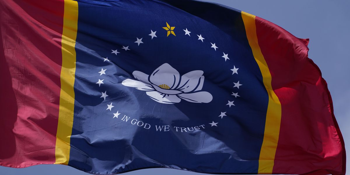 New Miss. state flag design approved by voters