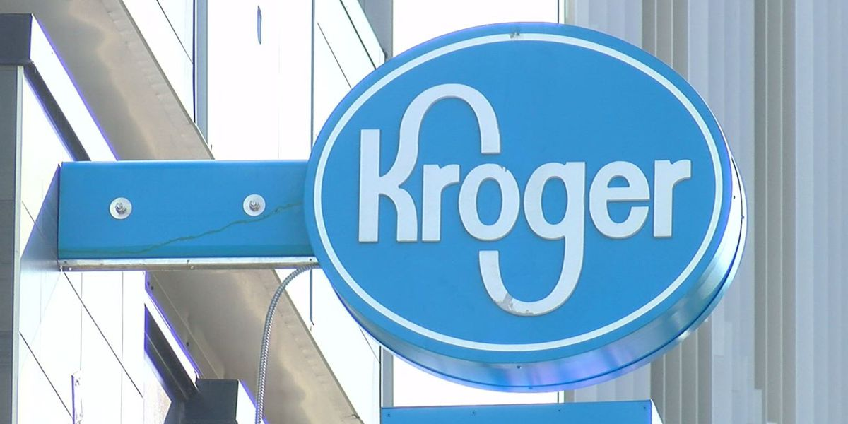 Kroger limiting orders of sanitization, cold and flu products