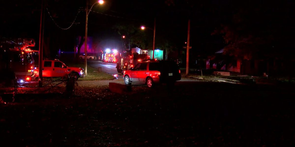 MFD investigating overnight vacant house fire near Southern Ave.
