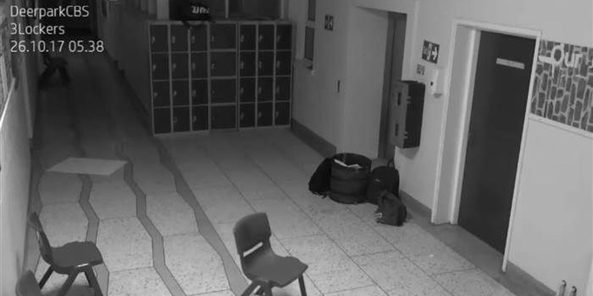 Ghost sighting? Irish school claims haunting with video evidence