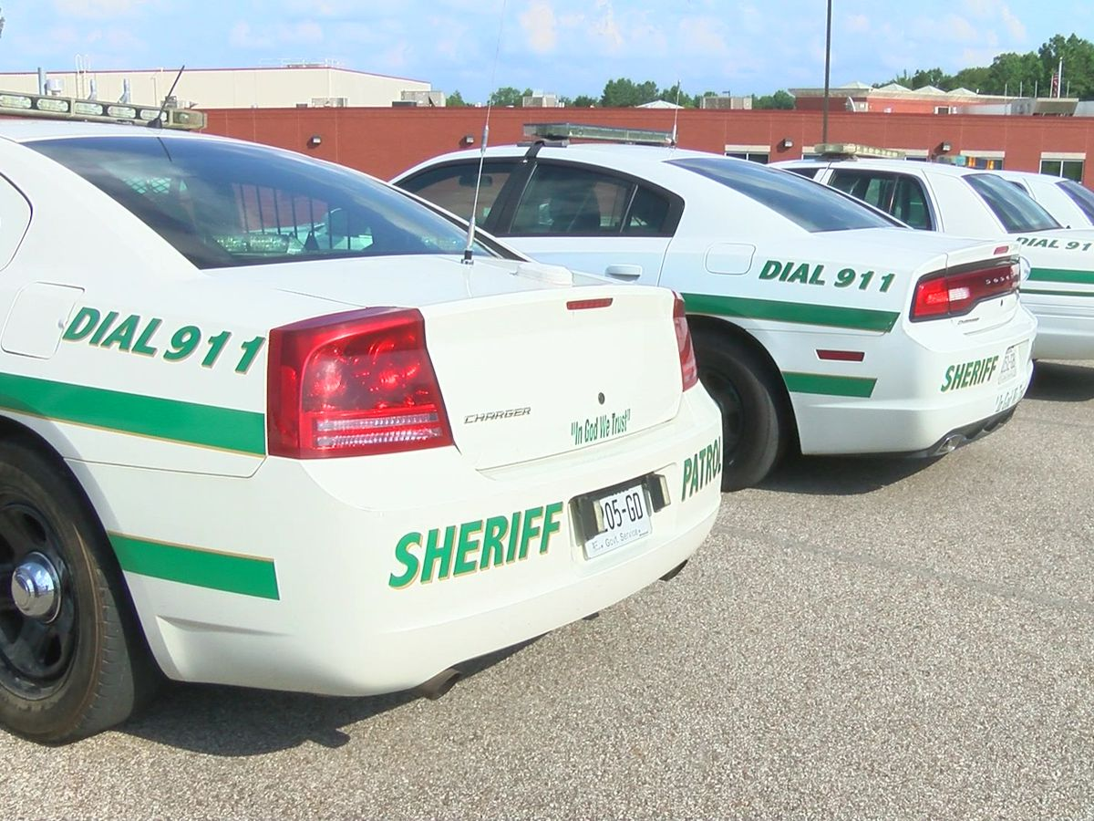 Local sheriff sues his own county over funds for public safety