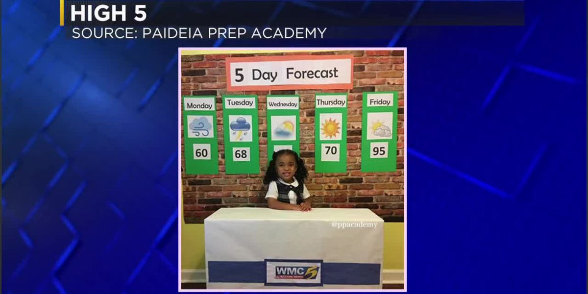 Tiny WMC fans host mock newscast